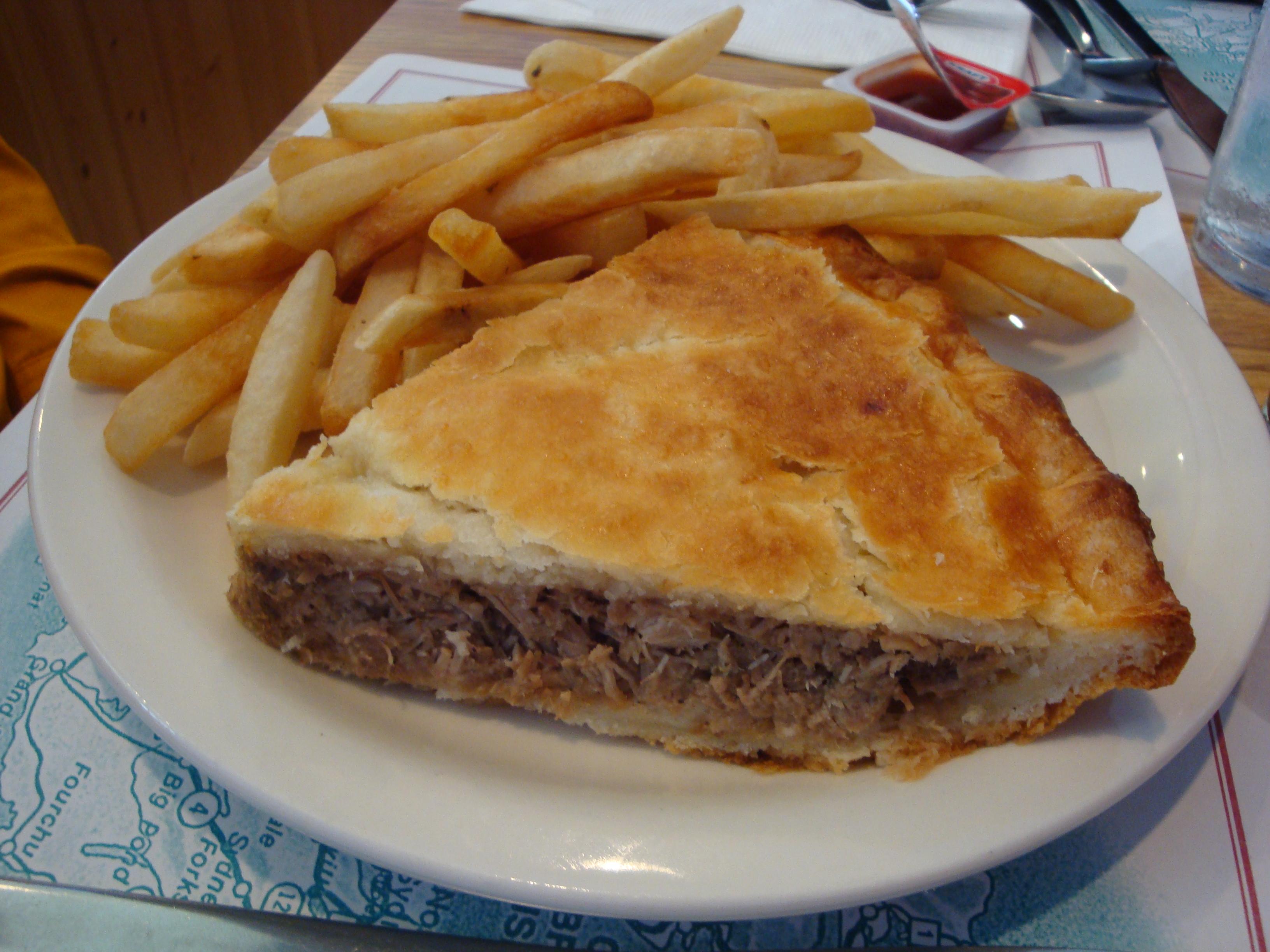 Barry's Meat Pie