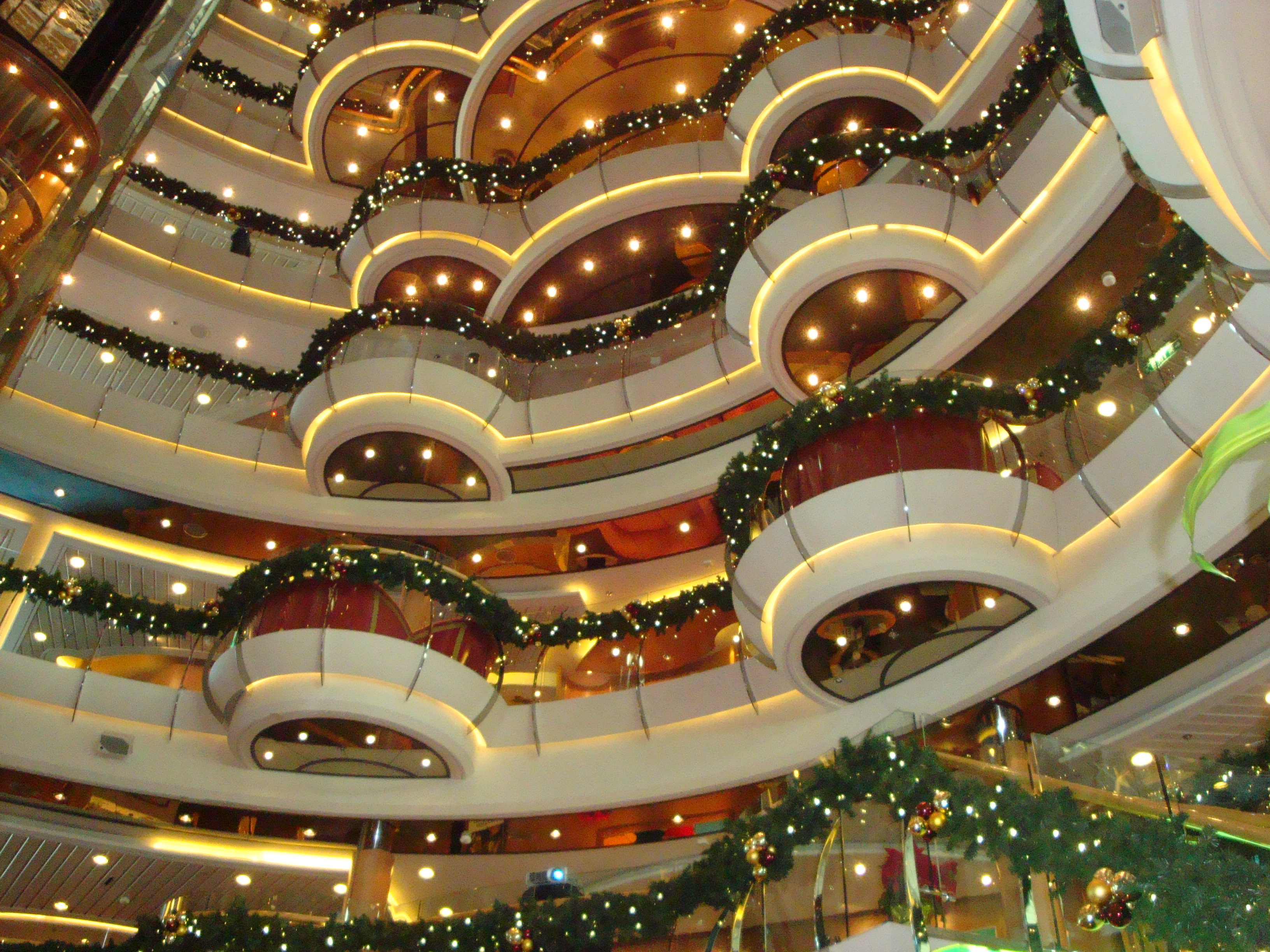 Celebrating the new year on the jewel of the seas day 1 the