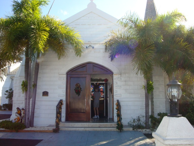 Elmslie Memorial United Church-Grand Cayman