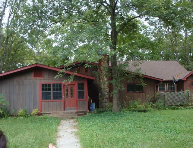 Kara's home in Alabama