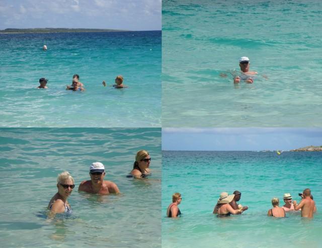Day 5 swimming