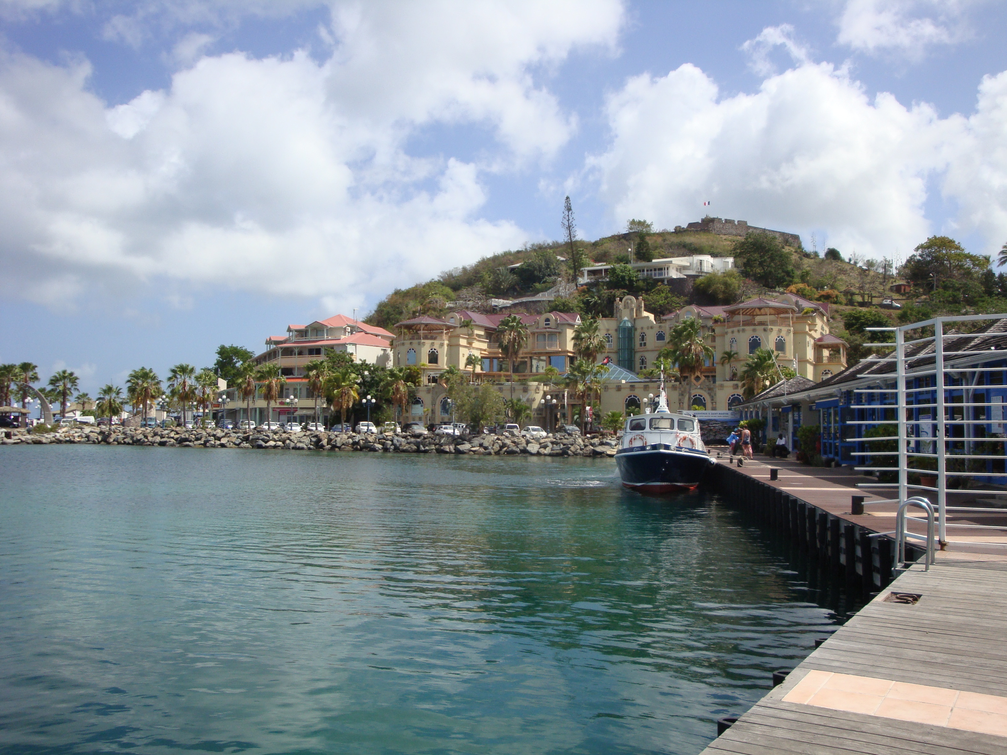 Port of call philipsburg st maarten the delicious divas - Marina port la royale marigot st martin ...