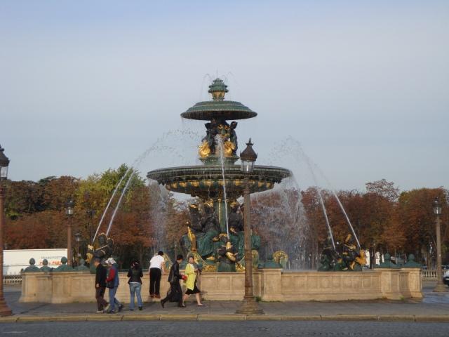 Fountaines de la Concorde