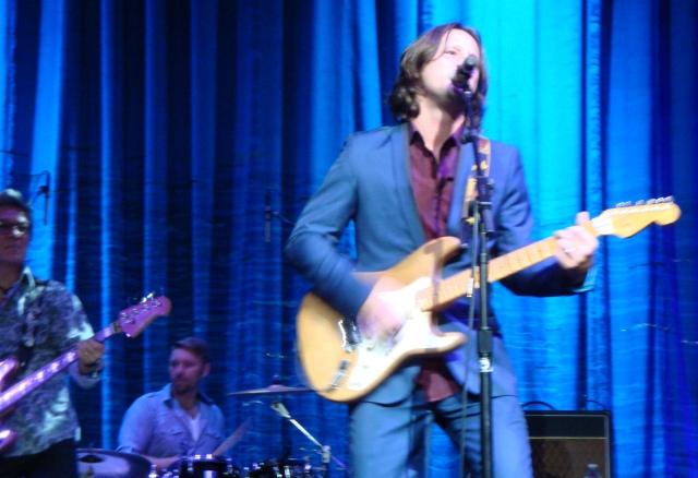 Lead singer, Ben Mills