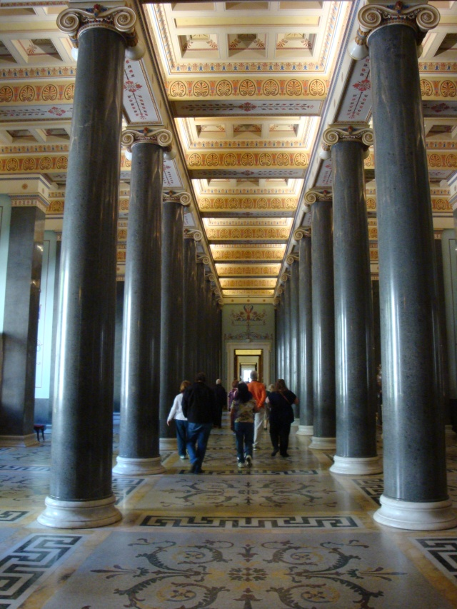New Hermitage - Hall of Twenty Columns