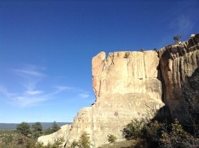 Sandstone Bluff - El Morro