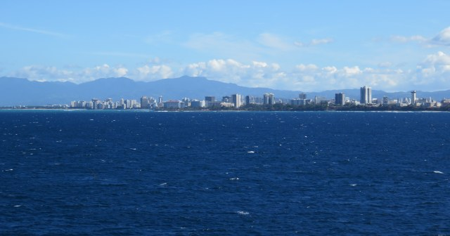 Skyline of San Juan