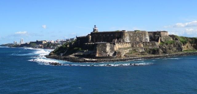 Castillo San Cristobal Fort
