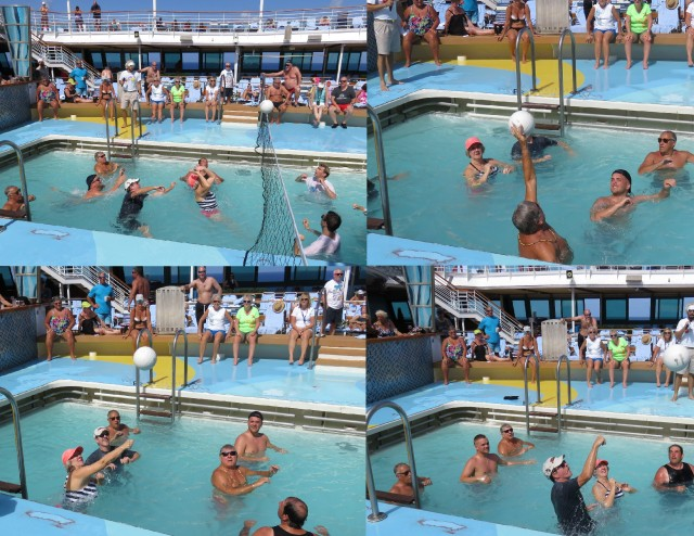 water volley ball 2
