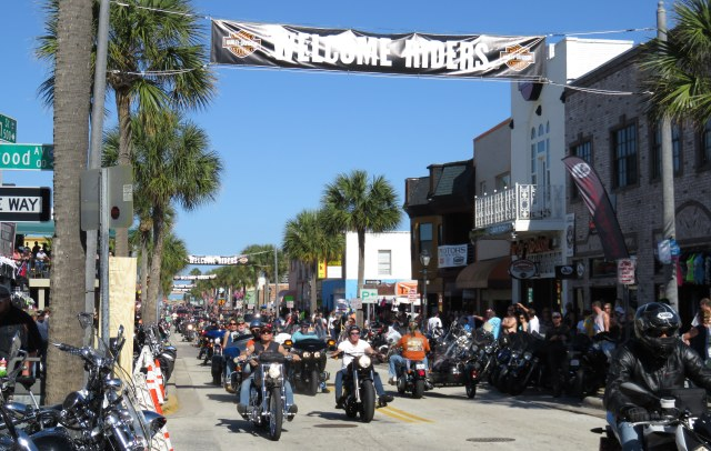 75th Daytona Bike Week