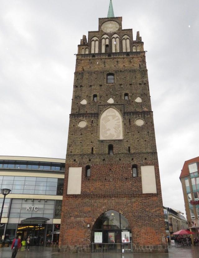 Kropeline Tor - Old City Gate