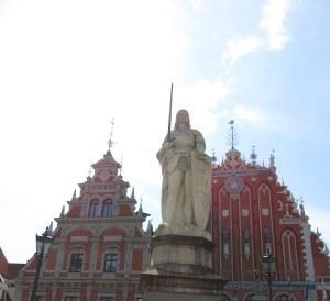 The Roland Statue