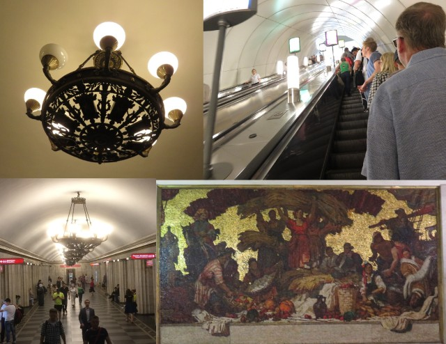 St. Petersburg 1--subway