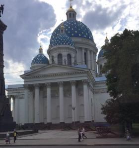 Vilma - St. Petersburg day 2 1